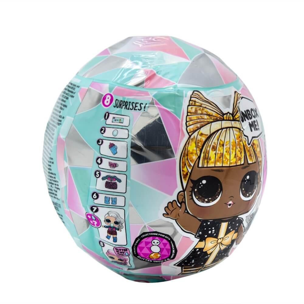 Кукла LOL Surprise GLITTER GLOBE Winter Disco (Блестящая кукла Глиттер - Зимнее диско) - 2