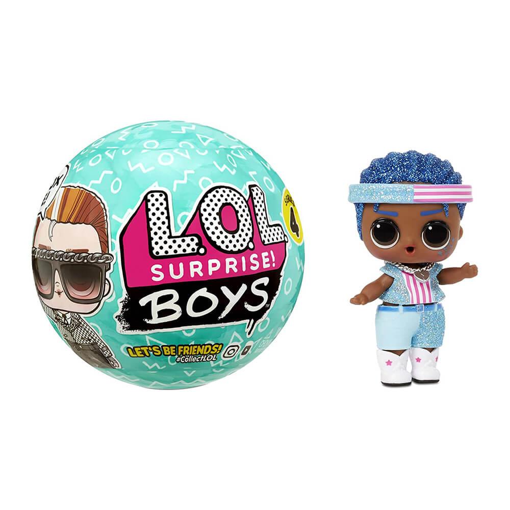 LOL Surprise BOYS BOY DOLL (ЛОЛ мальчики) (4 серия)